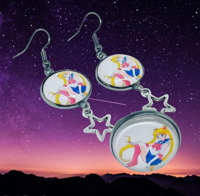 Imagen conjunto Sailor Moon