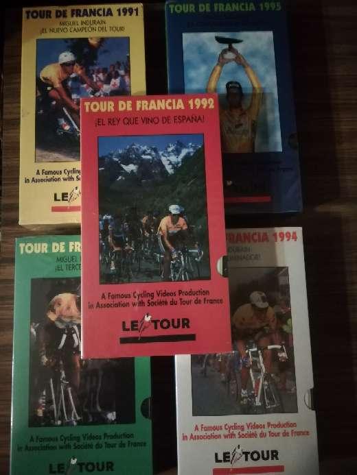 Imagen Tour de Francia