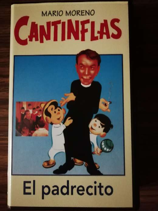 Imagen producto Cantinflas  1