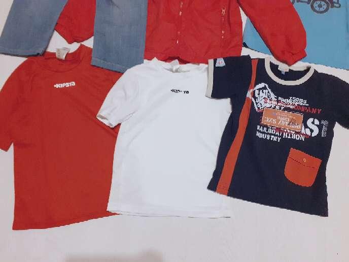 Imagen producto Lote Niño, 6 años.  7