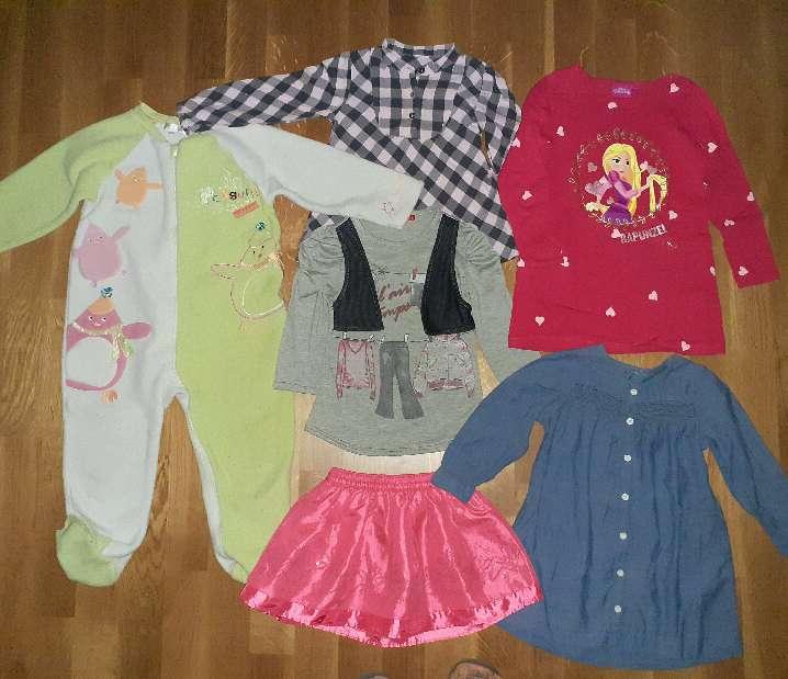 Imagen Lote de niña, 2-3 años