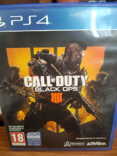 Imagen video PS4 call of duty