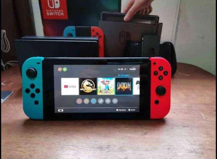 Imagen Nintendo Switch de 32GB