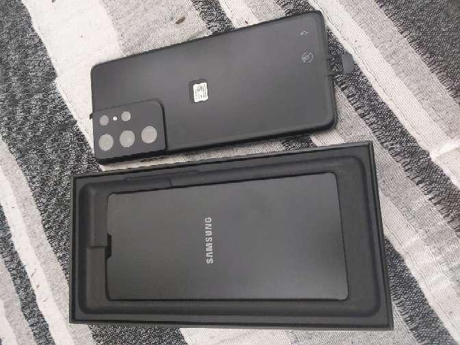 Imagen Samsung galaxy s21 ultra 5g