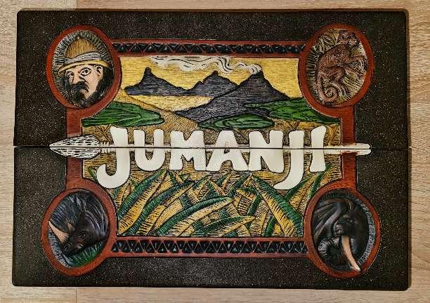 Imagen Jumanji juego de mesa