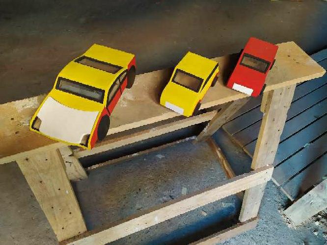 Imagen Vendo colección de coches