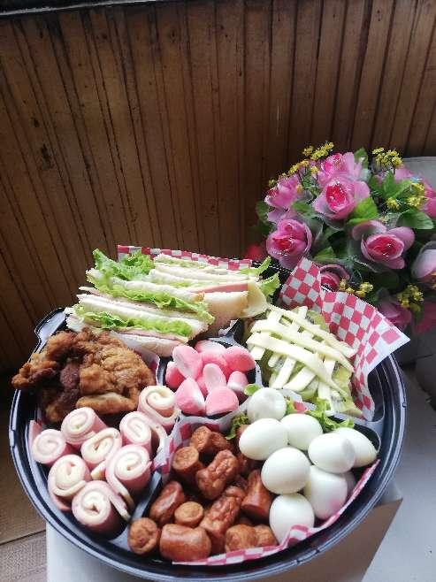 Imagen Bandejas sorpresas dulces, frutales y saladas para toda ocasión