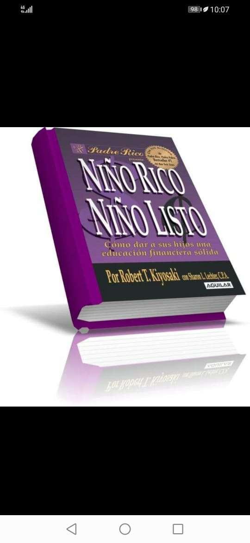 Imagen Libros educación financiera