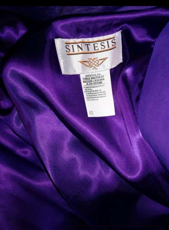 Imagen Conjunto de falda y abrigo