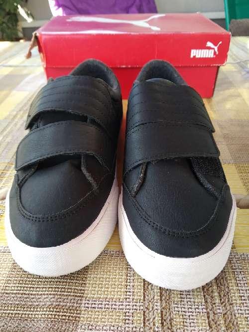 Imagen zapatillas niño de Zara