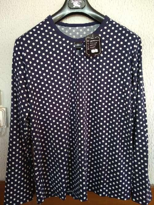 Imagen blusa de señora sin usar con etiqueta