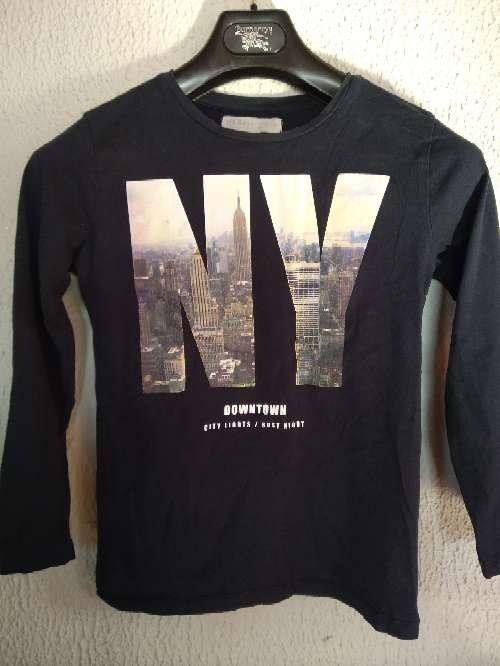 Imagen camiseta niño Benetton