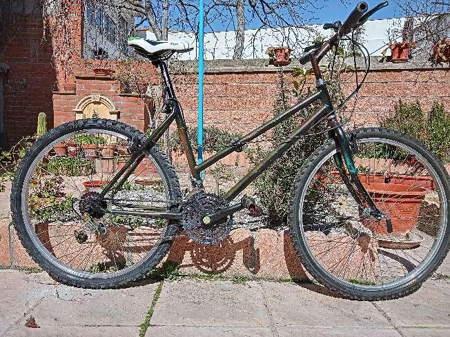 Imagen Bicicleta Mentor Y20