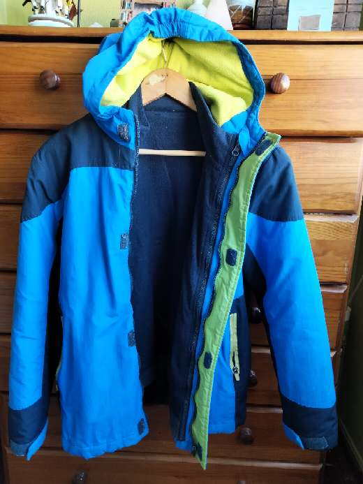 Imagen Abrigo azul