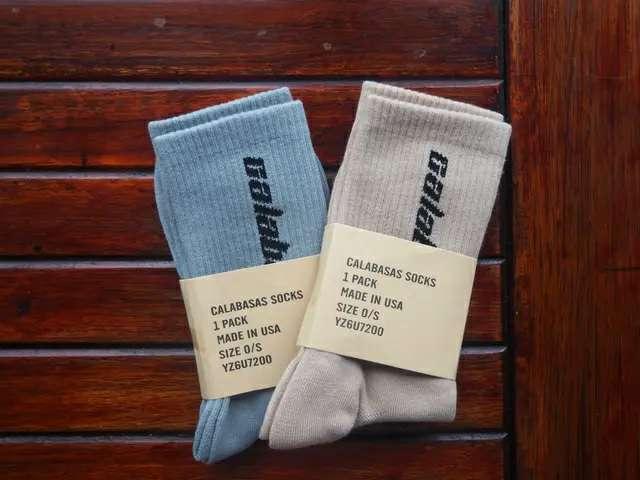 Imagen Yeezy socks calcetines nuevos.