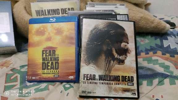 Imagen fear the Walking Dead