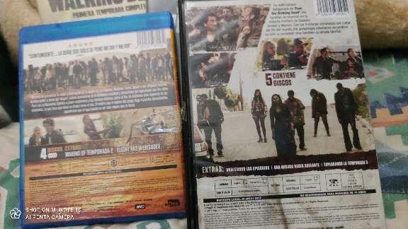 Imagen producto Fear the Walking Dead 3