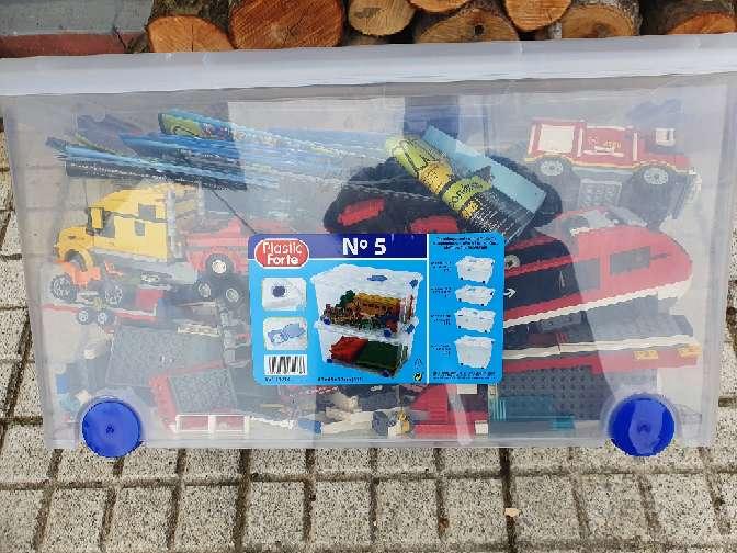 Imagen Legos con instrucciones