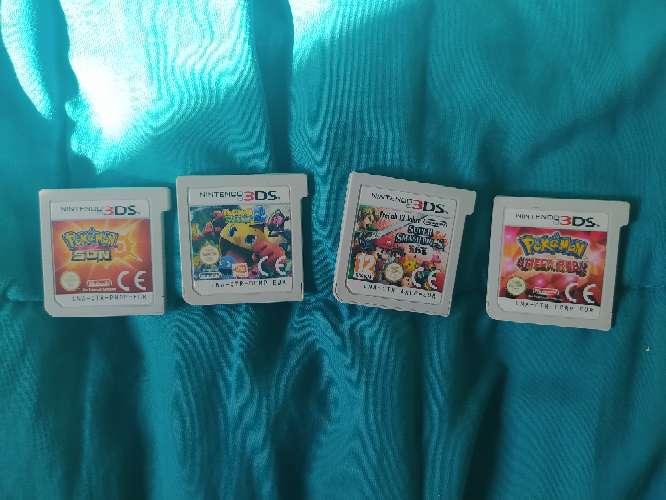 Imagen producto Nintendo 3DS XL 4