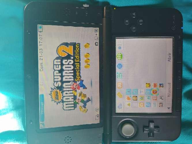Imagen producto Nintendo 3DS XL 3