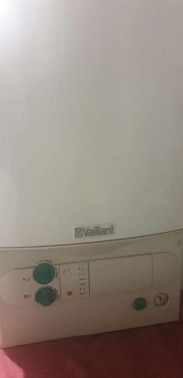 Imagen producto Caldera de gas Vaillant. 2