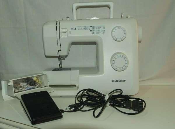 Imagen maquina de coser electrica