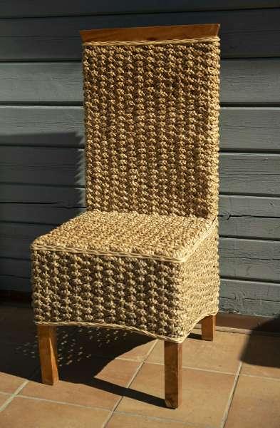 Imagen sillas de madera de salón
