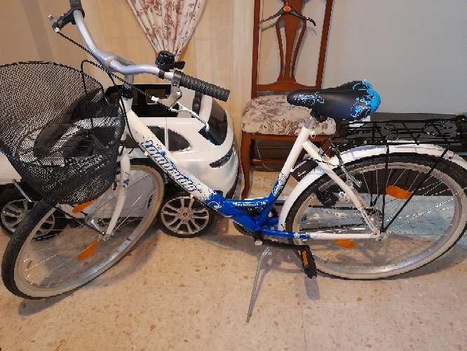 Imagen bicicleta nueva