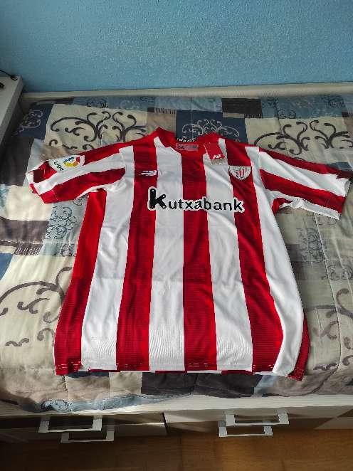 Imagen camiseta Athletic club