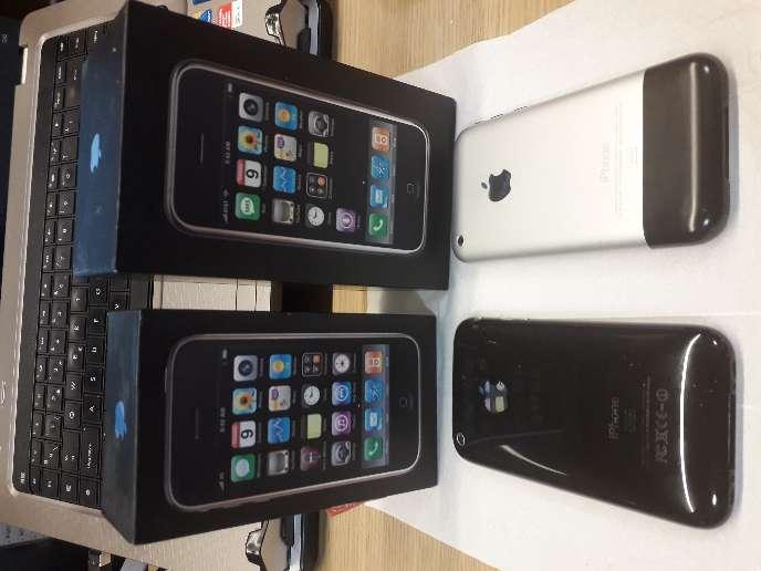 Imagen Iphone 2G e Iphone 3Gs