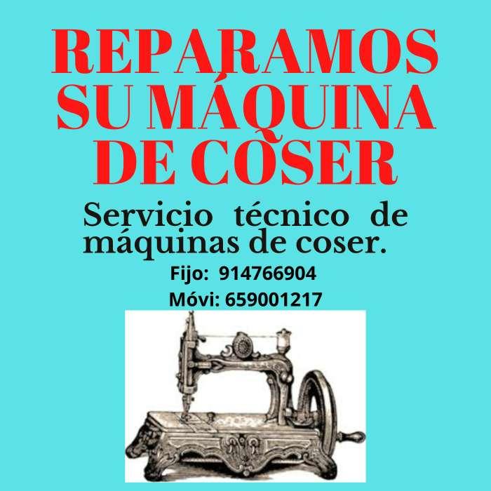 Imagen máquinas de coser