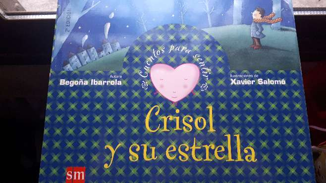 Imagen Crisol y su estrella. SM