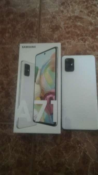 Imagen vendo móvil Samsung Galaxy A71