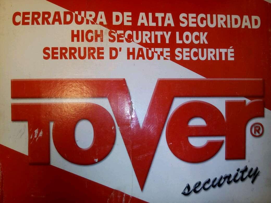 Imagen cerradura de alta seguridad