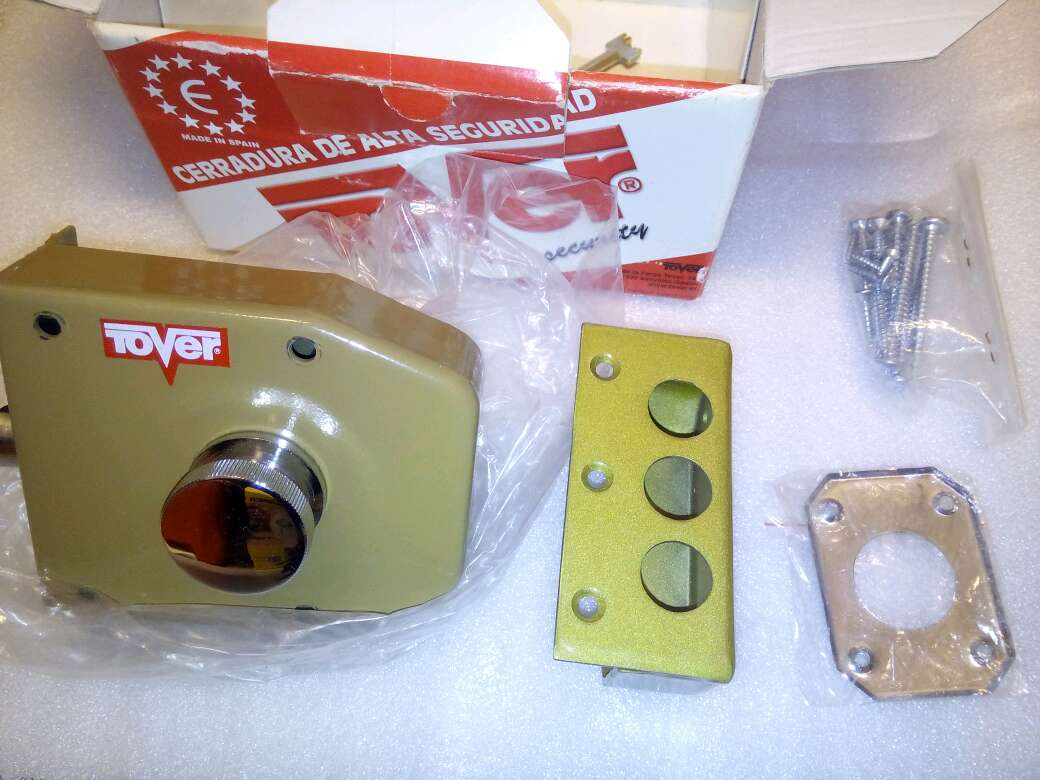 Imagen producto Cerradura de alta seguridad 2