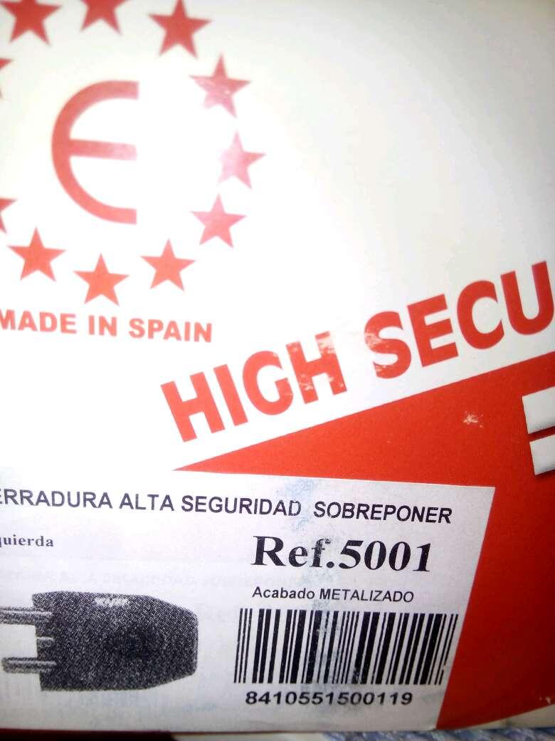Imagen producto Cerradura de alta seguridad 4