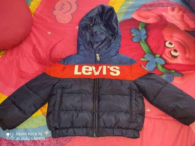 Imagen chaqueta de niño Levis