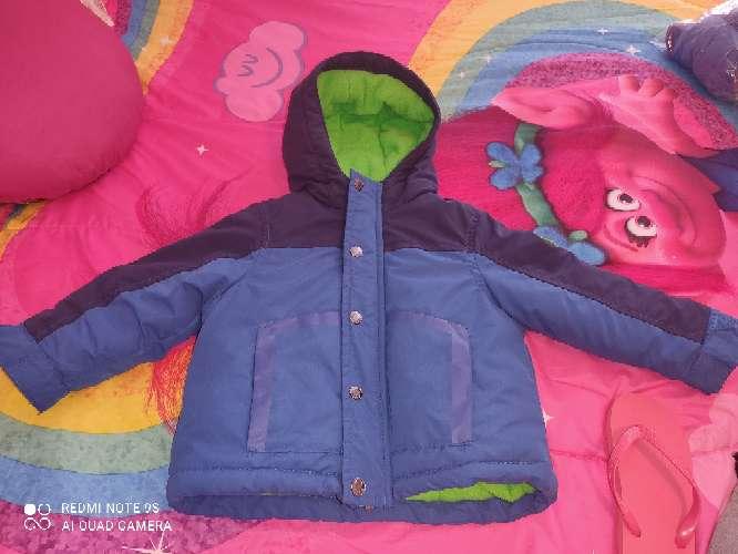 Imagen chaqueta de niño talla 2