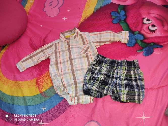 Imagen ropa 6 meses niño
