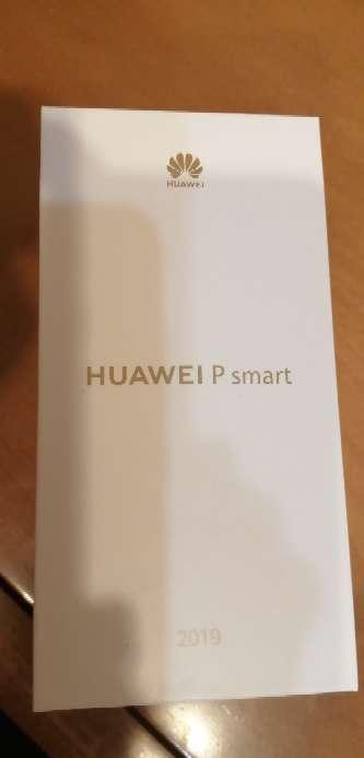 Imagen Móvil NUEVO en su caja. Huawei P Smart 2019.