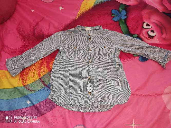 Imagen camisa de niño preciosa
