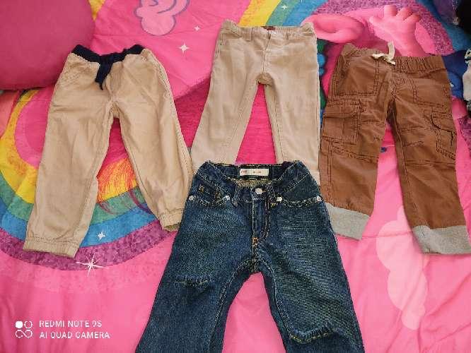 Imagen pantalones de niño