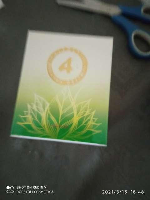 Imagen muestra perfume 4 elementos Green earth