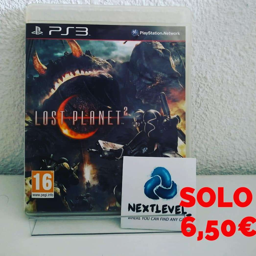 Imagen producto Lost planet 2 ps3  1