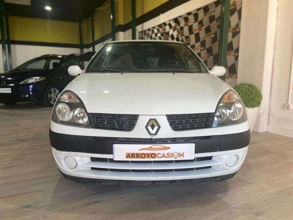 Imagen Renault clio 1.5 TDCI 2002