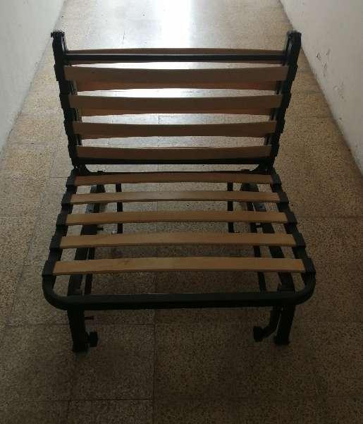 Imagen Somier sillón cama