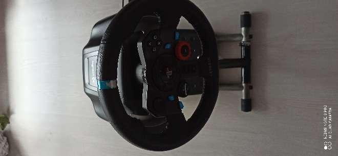 Imagen Soporte Volante Wheel Stand Pro Deluxe V2
