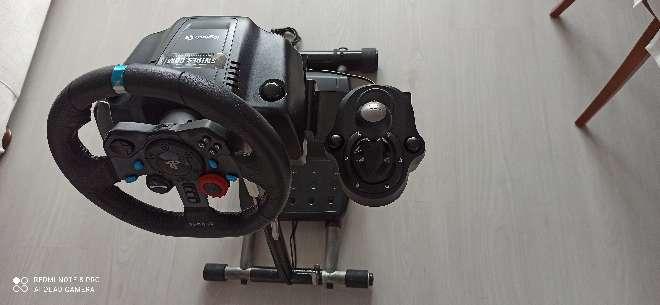 Imagen producto Soporte Volante Wheel Stand Pro Deluxe V2 2