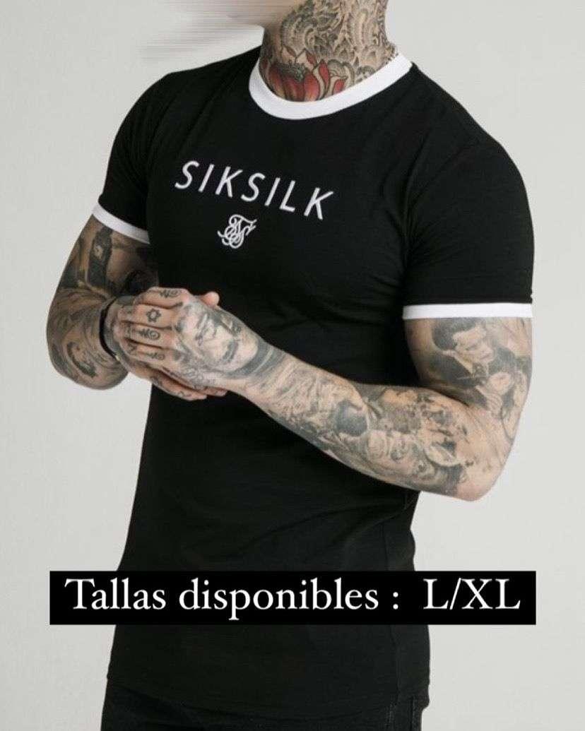 Imagen Camiseta siksilk