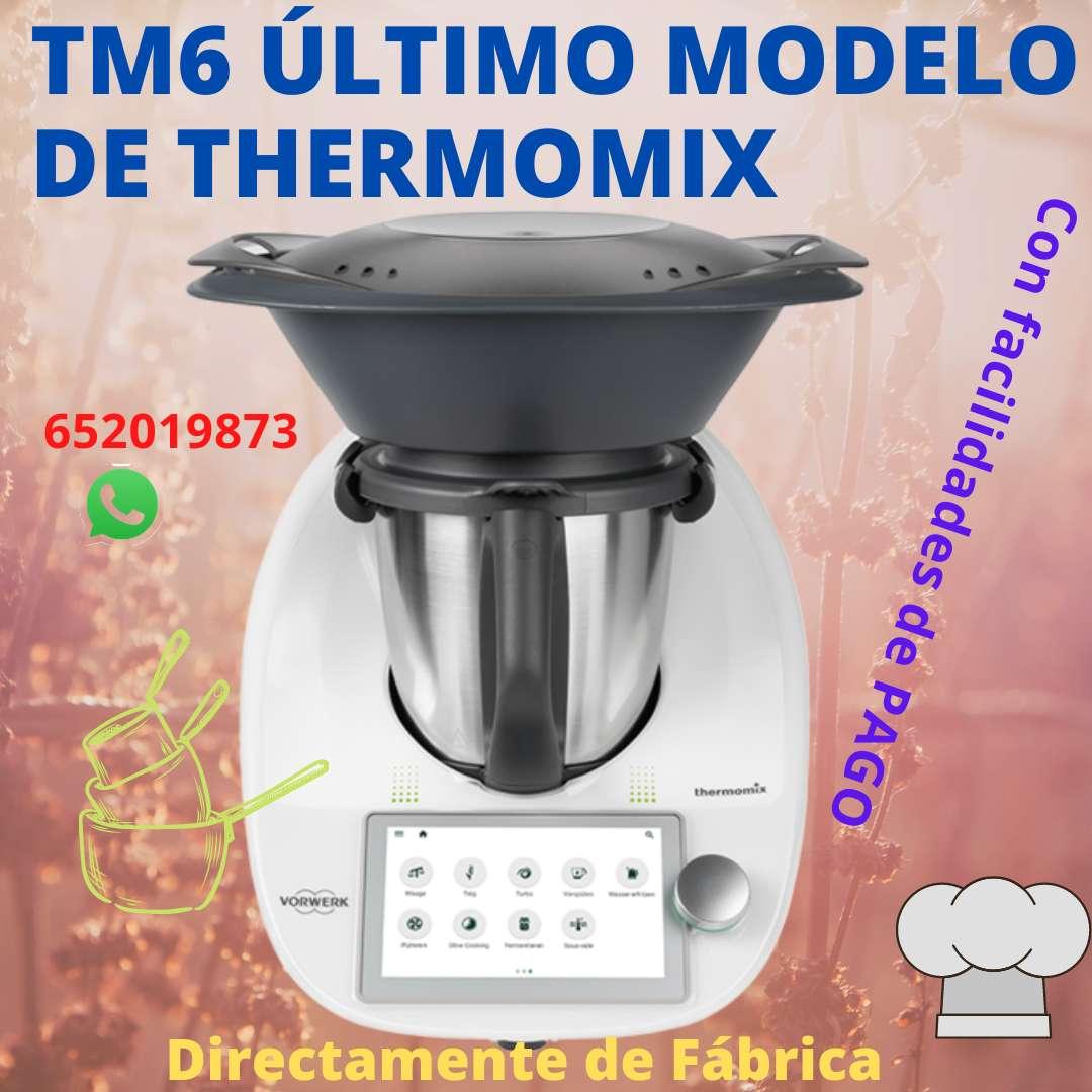 Imagen Thermomix TM6 Nuevo Facilidades De Pago